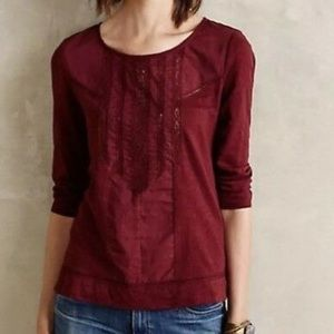 Anthropologie meadow rue shirt